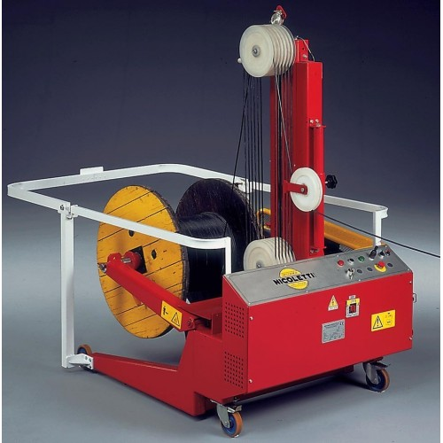 Item no. GTSA-7 - Automatic feeder for cut-to-length or cutting-stripping machines
