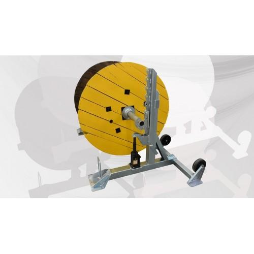 Art. SM-20 - Kabeltrommelbock für Trommeln max. Ø2800mm