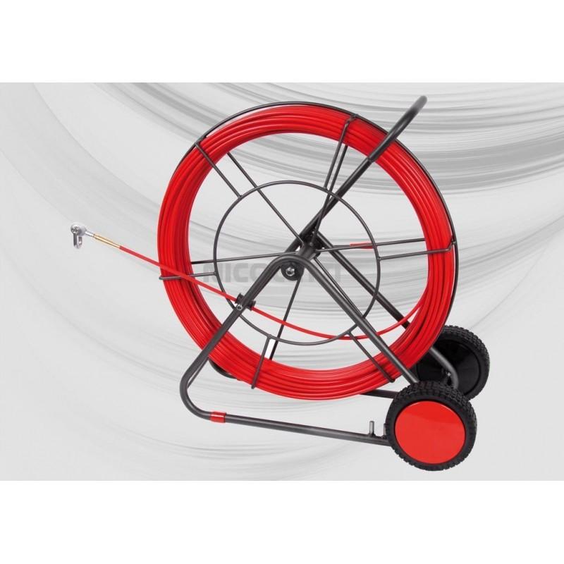Einziehband aus Glasfaser ø9 mm