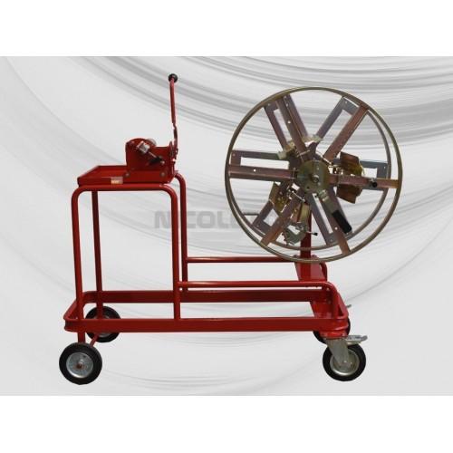 Art. AS-19-R - Enrolladora de madejas manual
