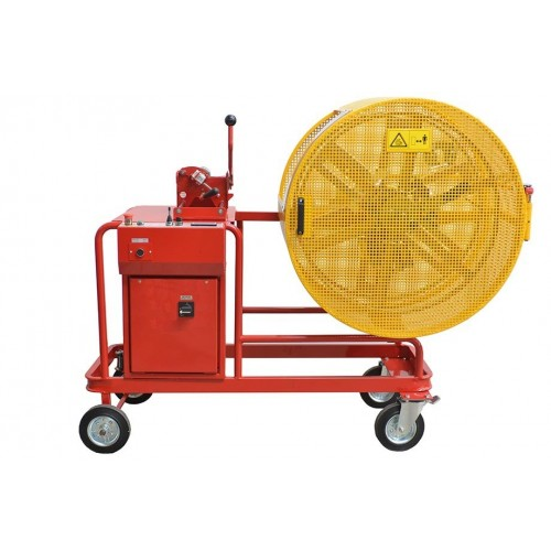 Item no. ASM-16-R/V - Motorized coiler