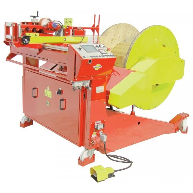 CD-22/M3/BM - Weight capacity 4000 kg - Drums min. Ø 800mm max. Ø 2200mm