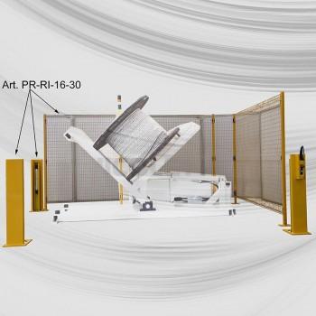 Overhead busbar supply system