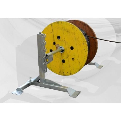Art. SM-12 - Kabeltrommelbock für Trommeln max. Ø1600mm