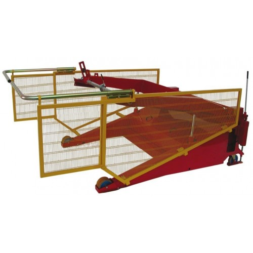 Art. CD15 - Capacidad de carga 3000 kg - Bobinas Ømín600 mm Ø máx. 1600 mm
