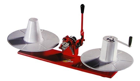 COILERS/UNCOILERS Ø400 HAND-OPERATED BENCHTOP