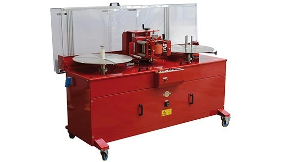 AUTOMATIC COILERS/UNCOILERS Ø700MM