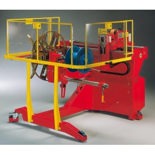 Item no. BOB-MAT-MF - Multifunctional drum winder/coiler