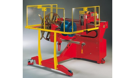 Item no. BOB-MAT-MF - Multifunctional drum winder/coiler