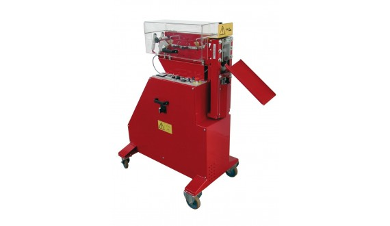 Item no. MTA-1 - Cut-to-length machine