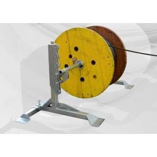 Item no. SM-12 - Drum jack drums max. Ø1600mm