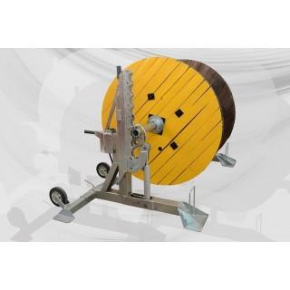 Art. SM-20 - Cavalletti svolgi bobine bobine max Ø2800mm