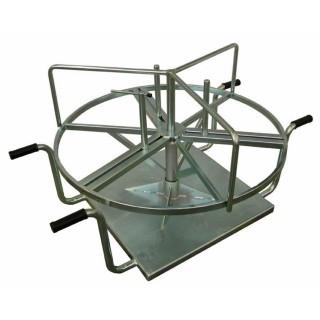 Art. RS-20 - Dévidoir pour couronnes portée 700 Kg