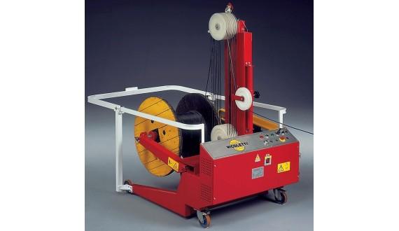 Art. GTSA-7 - Alimentatore automatico per macchine spezzonatrici o taglia-spela