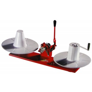 Item no. 04 - Hand-operated coiler/uncoiler