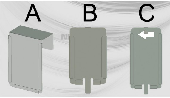 Placas de identificación