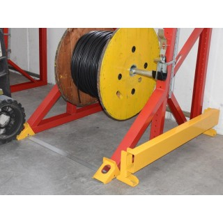 Safety guards for racking uprights