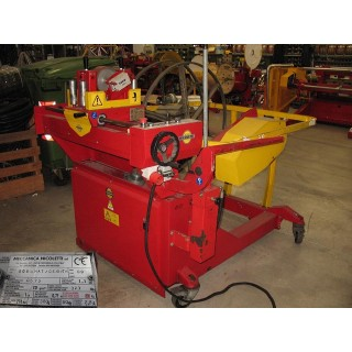 Item no. BOB-MAT - Drum winder/coiler - Second hand YEAR 2000 - Serial no. 0575