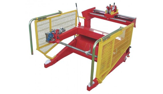 SHAFT-LOADING WINDERS - DRUMS MIN. Ø600MM MAX. Ø3000MM - LOW WORKLOADS