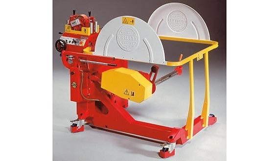 WINDERS - DRUMS MIN. Ø600 MAX. Ø1250MM