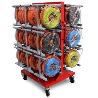 ELECTRICAL PANEL BUILDERS TROLLEY SVM-TRONIC+B18