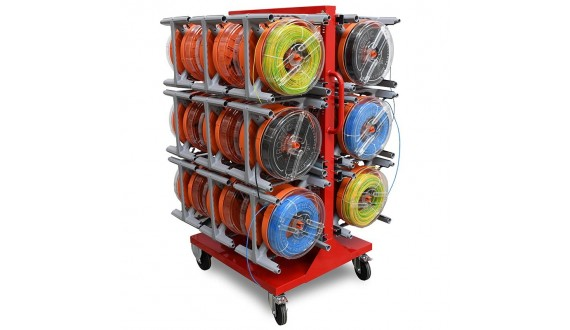 ELECTRICAL PANEL BUILDERS TROLLEY SVM-TRONIC+B18-1